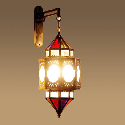 Newest elegant moroccan wall lights M0347-01B
