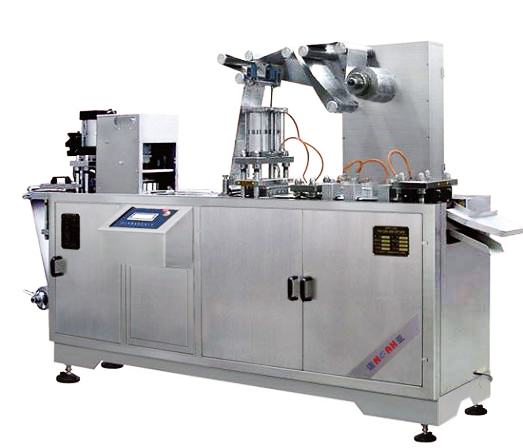 DPB140 Flat-plate Blister Packaging Machine