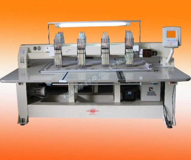 HD-TZ200605 Automatic Beads Motif Machine