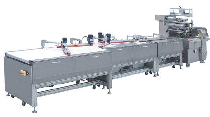 TB-500A Chocolate Automatic Packing Machine