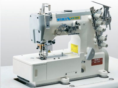 500-02BB High-Speed Interlock Sewing Machine