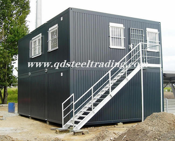 flat pack container house 2