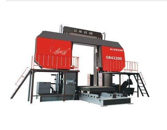 Column style (gantry type) Horizontal Metal Band Sawing Machine