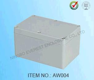 Aluminum Waterproof Switch Box