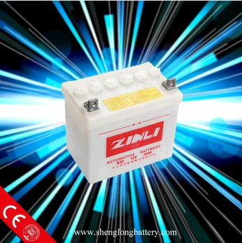 Storage Batteries for Vehicles N36 12V 36AH (Dry type)