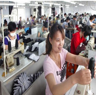Yingkou Xinyue glove factory