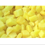 IQF Yellow Peach (Chopped)